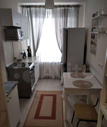 Аренда однокомнатной квартиры деревня Подолино, Солнечная улица 4, цена 20000 рублей, 2021 год объявление №1318497 на megabaz.ru