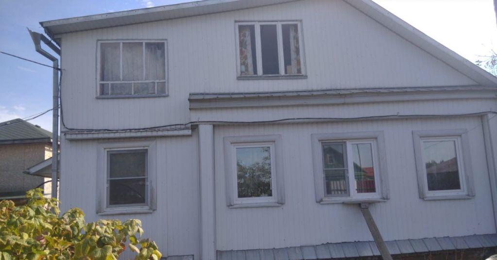 Продажа дома деревня Сивково, цена 5000000 рублей, 2021 год объявление №530429 на megabaz.ru