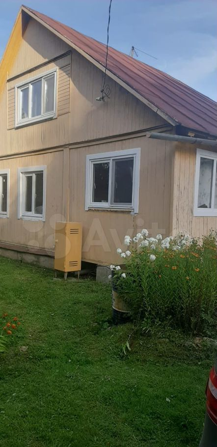Продажа дома деревня Красновидово, улица Новостройка, цена 2150000 рублей, 2021 год объявление №490734 на megabaz.ru