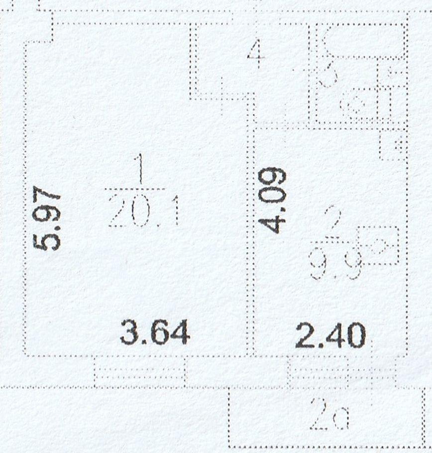 Продажа однокомнатной квартиры Москва, метро Текстильщики, Грайвороновская улица 16к4, цена 7950000 рублей, 2021 год объявление №530387 на megabaz.ru
