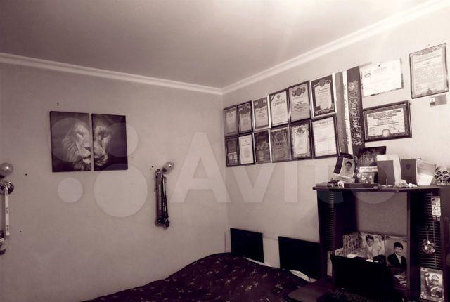 Продажа двухкомнатной квартиры поселок Старый Городок, Заводская улица 14, цена 4510000 рублей, 2021 год объявление №546912 на megabaz.ru