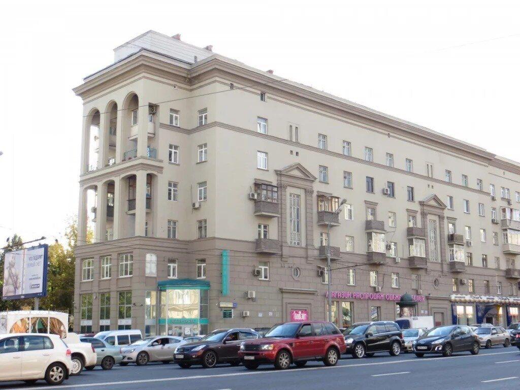 Продажа двухкомнатной квартиры Москва, метро Киевская, Большая Дорогомиловская улица 5, цена 25600000 рублей, 2021 год объявление №565105 на megabaz.ru