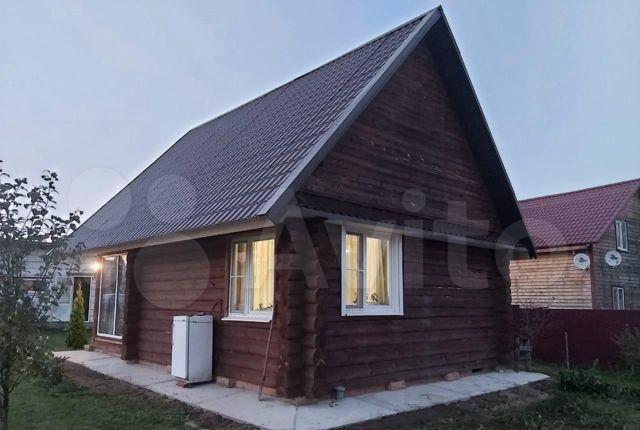 Продажа дома село Строкино, Школьная улица, цена 7000000 рублей, 2021 год объявление №530786 на megabaz.ru