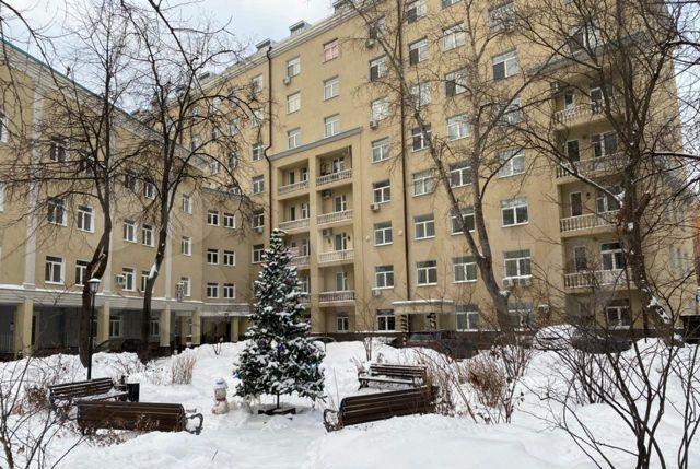 Продажа однокомнатной квартиры Москва, метро Баррикадная, переулок Красина 16с7, цена 17500000 рублей, 2021 год объявление №556465 на megabaz.ru