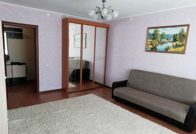 Продажа однокомнатной квартиры Луховицы, Первомайская улица 52, цена 3100000 рублей, 2021 год объявление №565767 на megabaz.ru