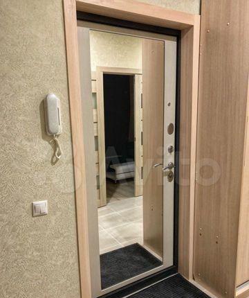 Аренда двухкомнатной квартиры деревня Бородино, цена 42000 рублей, 2021 год объявление №1254790 на megabaz.ru