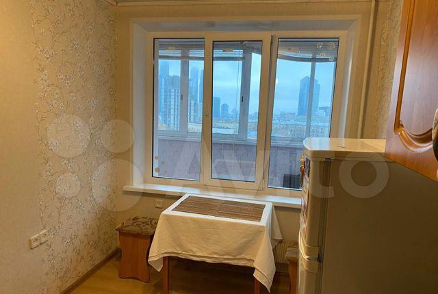 Продажа однокомнатной квартиры Москва, метро Фили, Тучковская улица 6, цена 30000 рублей, 2021 год объявление №531406 на megabaz.ru