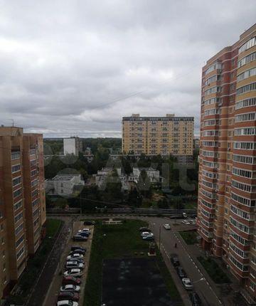 Продажа двухкомнатной квартиры рабочий посёлок Нахабино, Красноармейская улица 64, цена 7500000 рублей, 2021 год объявление №531810 на megabaz.ru
