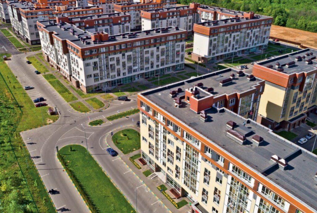 Продажа однокомнатной квартиры рабочий посёлок Нахабино, Стартовая улица 2, цена 4500000 рублей, 2021 год объявление №531774 на megabaz.ru
