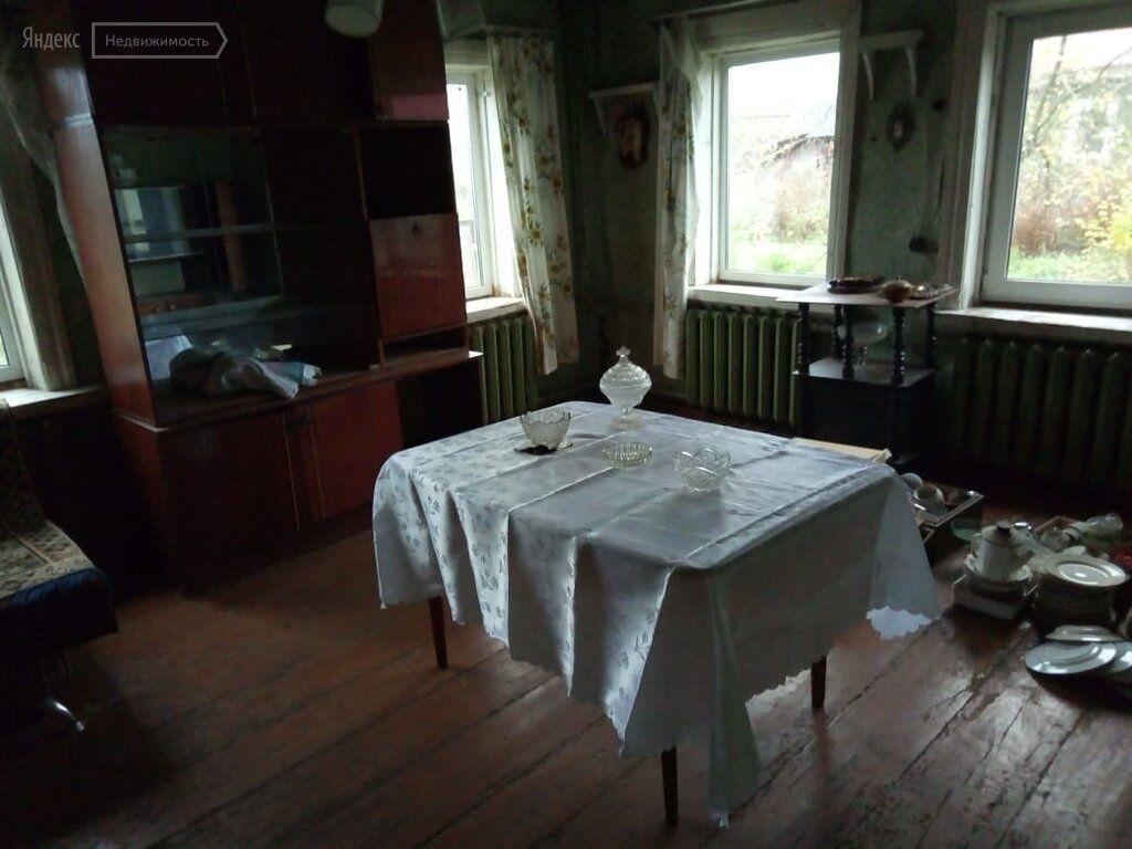 Продажа дома поселок Колюбакино, Октябрьская улица 7, цена 1800000 рублей, 2021 год объявление №531862 на megabaz.ru
