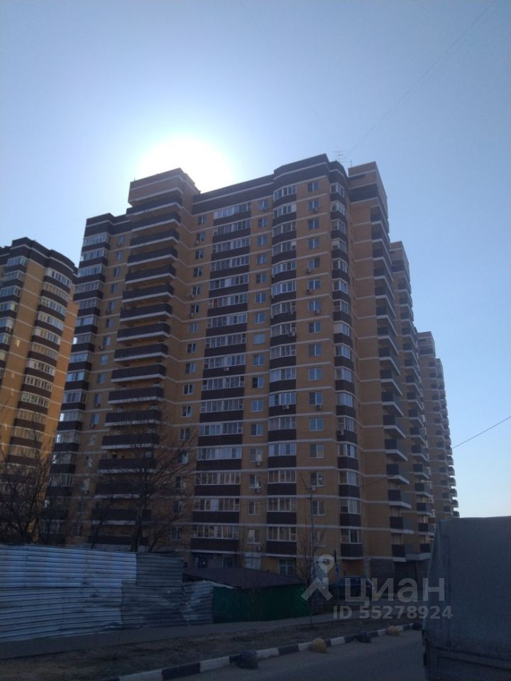 Продажа однокомнатной квартиры Лыткарино, Колхозная улица 6к1, цена 4450000 рублей, 2021 год объявление №617778 на megabaz.ru