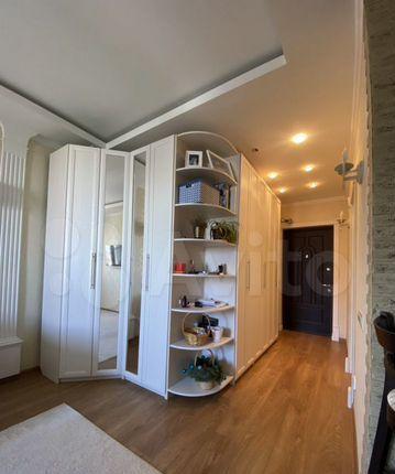 Продажа двухкомнатной квартиры деревня Подолино, Лесная улица 2, цена 6000000 рублей, 2021 год объявление №574372 на megabaz.ru