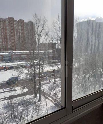 Аренда однокомнатной квартиры Люберцы, Комсомольский проспект 7, цена 26000 рублей, 2021 год объявление №1342266 на megabaz.ru