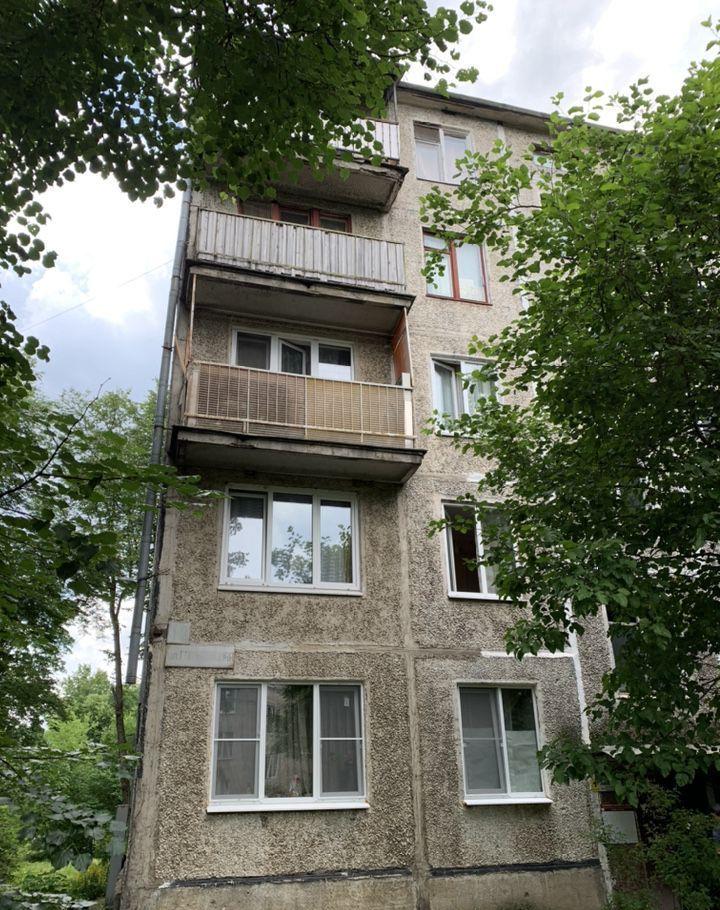 Аренда однокомнатной квартиры Хотьково, Горжовицкая улица 12, цена 11500 рублей, 2021 год объявление №1123714 на megabaz.ru