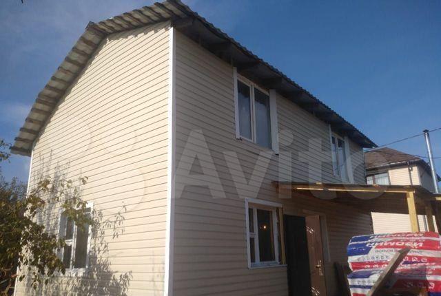 Продажа дома село Красный Путь, цена 1600000 рублей, 2021 год объявление №558024 на megabaz.ru