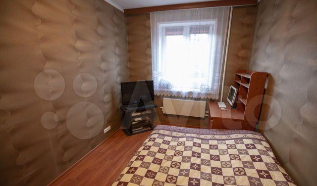 Продажа двухкомнатной квартиры рабочий посёлок Нахабино, Красноармейская улица 62, цена 7200000 рублей, 2021 год объявление №550543 на megabaz.ru