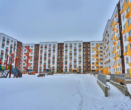 Продажа однокомнатной квартиры Красногорск, цена 4500000 рублей, 2021 год объявление №581828 на megabaz.ru
