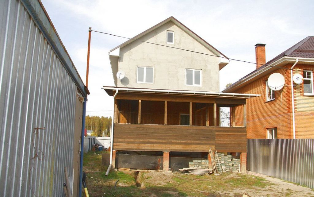 Продажа дома деревня Пушкино, цена 6900000 рублей, 2021 год объявление №514167 на megabaz.ru