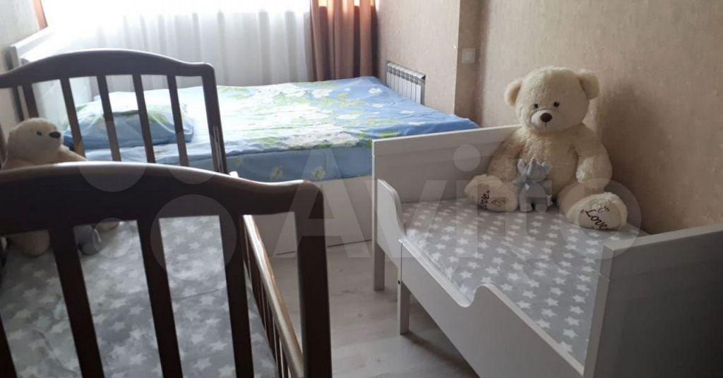 Аренда двухкомнатной квартиры село Рождествено, Сиреневый бульвар 5, цена 26000 рублей, 2021 год объявление №1377741 на megabaz.ru