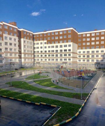 Продажа двухкомнатной квартиры рабочий посёлок Нахабино, Покровская улица 6, цена 6800000 рублей, 2021 год объявление №533748 на megabaz.ru
