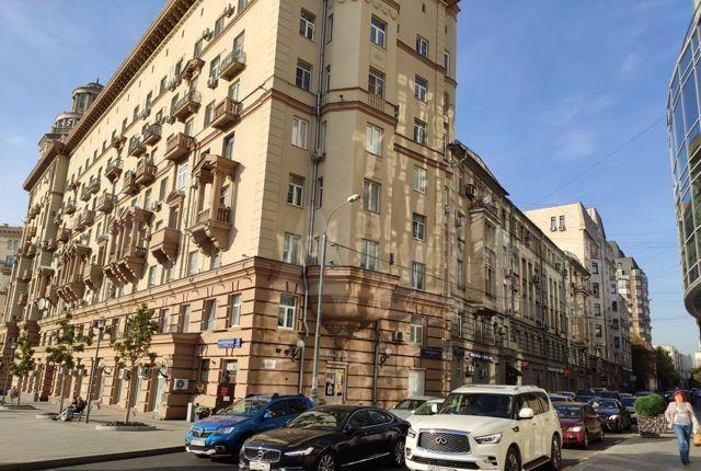Продажа трёхкомнатной квартиры Москва, метро Сухаревская, улица Гиляровского 1с1, цена 22000000 рублей, 2021 год объявление №514443 на megabaz.ru