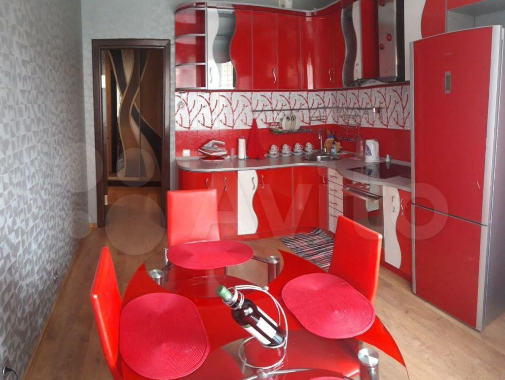 Аренда однокомнатной квартиры Ногинск, Рогожская улица 117, цена 27500 рублей, 2021 год объявление №1403286 на megabaz.ru