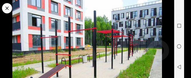 Продажа однокомнатной квартиры поселок Мещерино, цена 4500000 рублей, 2021 год объявление №545436 на megabaz.ru