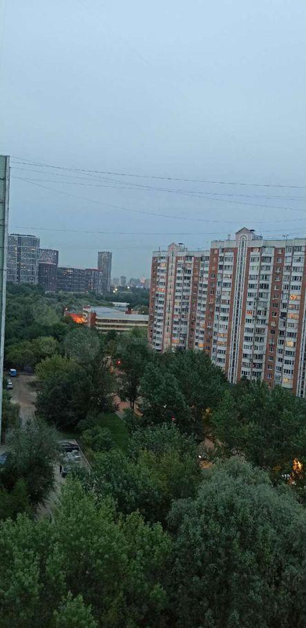 Продажа однокомнатной квартиры Москва, метро Багратионовская, Филёвский бульвар 5, цена 10300000 рублей, 2021 год объявление №685456 на megabaz.ru