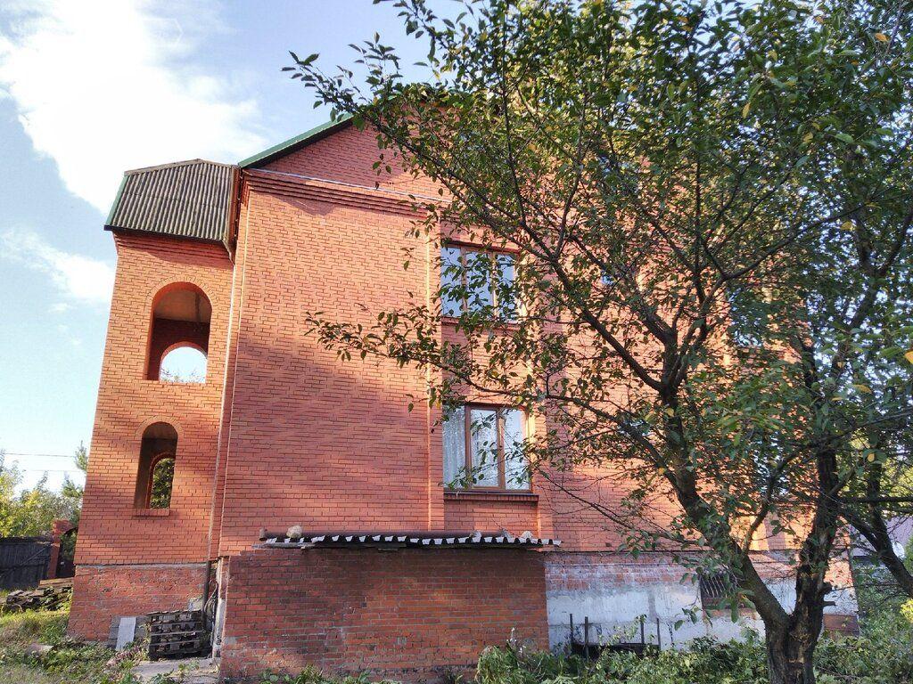 Продажа дома село Верхнее Мячково, Центральная улица 105А, цена 15000000 рублей, 2021 год объявление №532581 на megabaz.ru