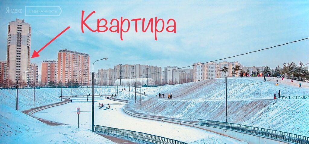Продажа однокомнатной квартиры Москва, метро Братиславская, Новомарьинская улица 32, цена 8500000 рублей, 2021 год объявление №551871 на megabaz.ru