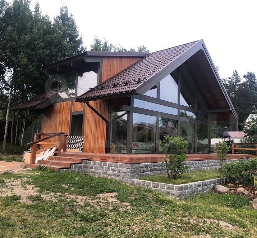 Продажа дома поселок Володарского, цена 6690000 рублей, 2020 год объявление №417074 на megabaz.ru