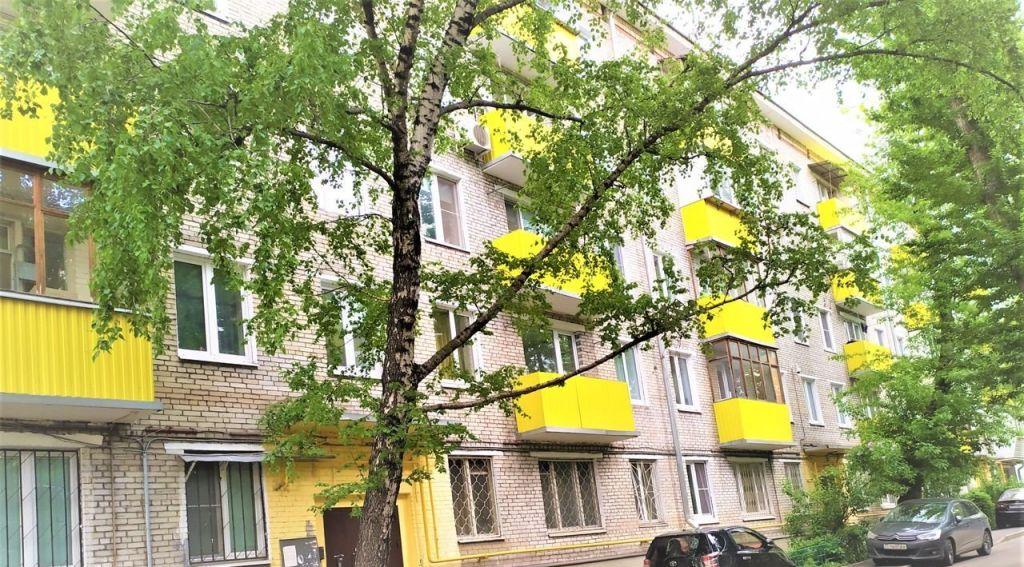 Продажа студии Москва, метро Бауманская, Старокирочный переулок 16/2с5, цена 3100000 рублей, 2021 год объявление №452580 на megabaz.ru