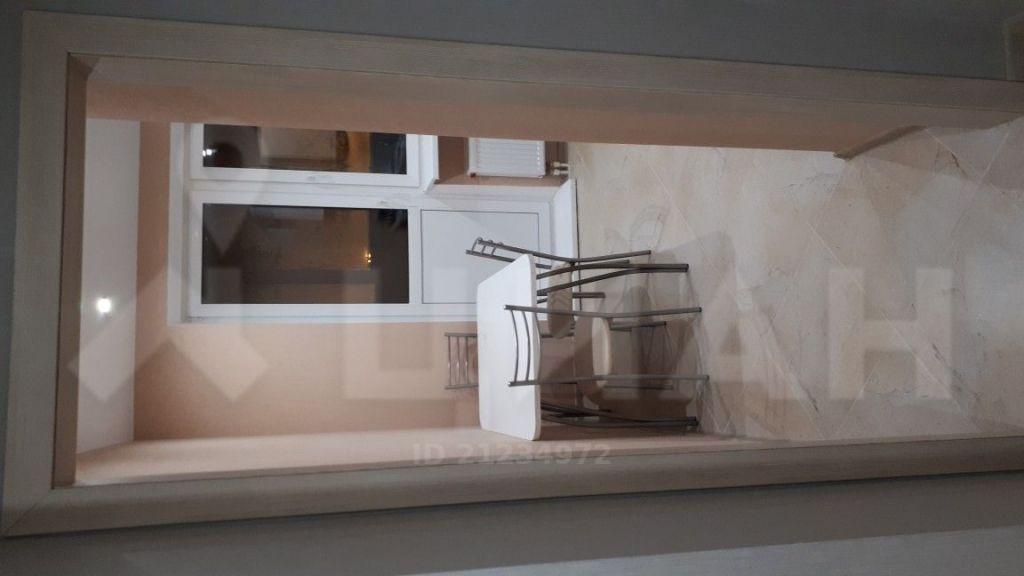 Продажа однокомнатной квартиры деревня Исаково, Рябиновая улица 4, цена 3800000 рублей, 2021 год объявление №372700 на megabaz.ru