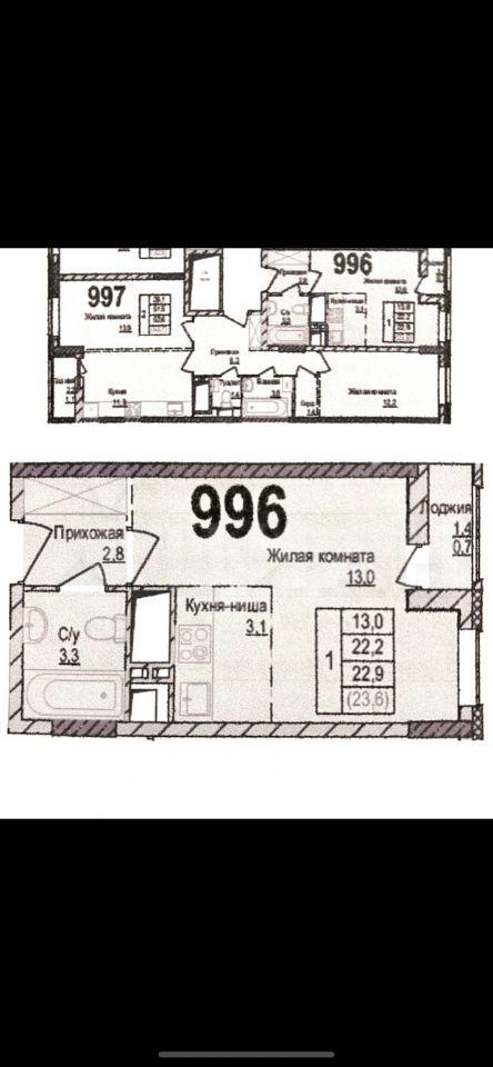 Продажа студии рабочий поселок Новоивановское, цена 4000000 рублей, 2021 год объявление №368353 на megabaz.ru