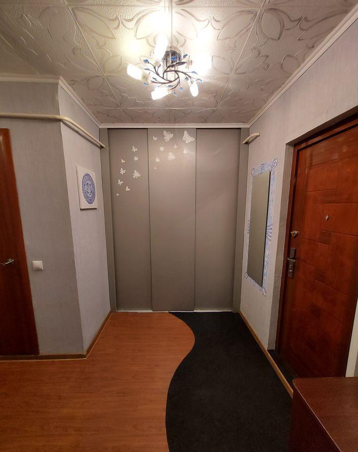 Аренда однокомнатной квартиры Солнечногорск, Колхозная улица 18, цена 22000 рублей, 2020 год объявление №1215135 на megabaz.ru