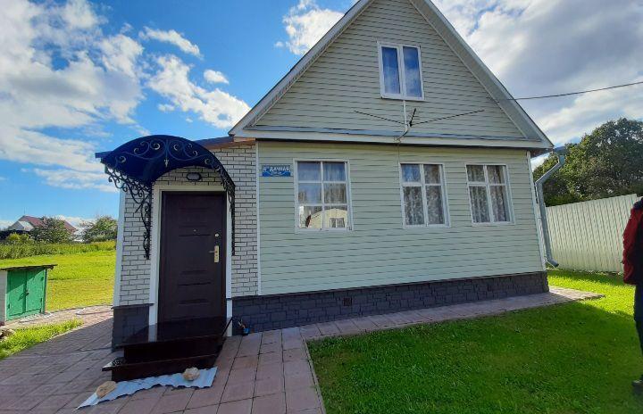 Продажа дома деревня Березняки, цена 2100000 рублей, 2021 год объявление №532892 на megabaz.ru