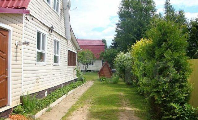 Продажа дома деревня Ивановское, цена 1145000 рублей, 2021 год объявление №532861 на megabaz.ru