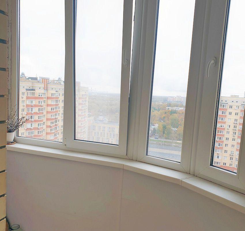 Аренда трёхкомнатной квартиры Люберцы, метро Лермонтовский проспект, Октябрьский проспект 1к1, цена 62000 рублей, 2021 год объявление №1266501 на megabaz.ru