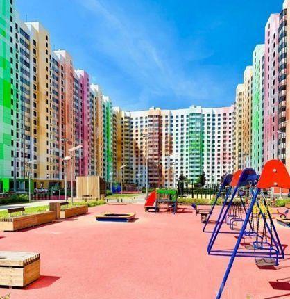 Продажа однокомнатной квартиры Москва, метро Алтуфьево, Дмитровское шоссе 169к3, цена 7650000 рублей, 2021 год объявление №546076 на megabaz.ru