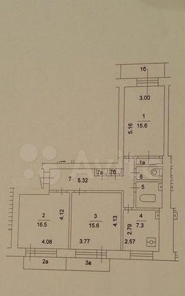 Аренда трёхкомнатной квартиры Москва, метро Баррикадная, Зоологическая улица 3, цена 93000 рублей, 2021 год объявление №1224483 на megabaz.ru