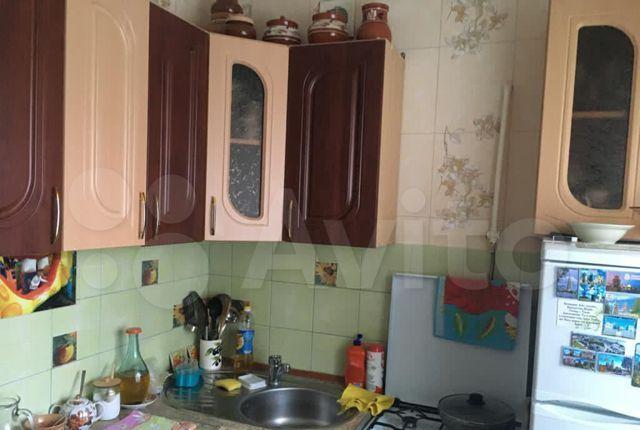 Продажа однокомнатной квартиры рабочий посёлок Мишеронский, Советская улица 37, цена 800000 рублей, 2021 год объявление №546100 на megabaz.ru