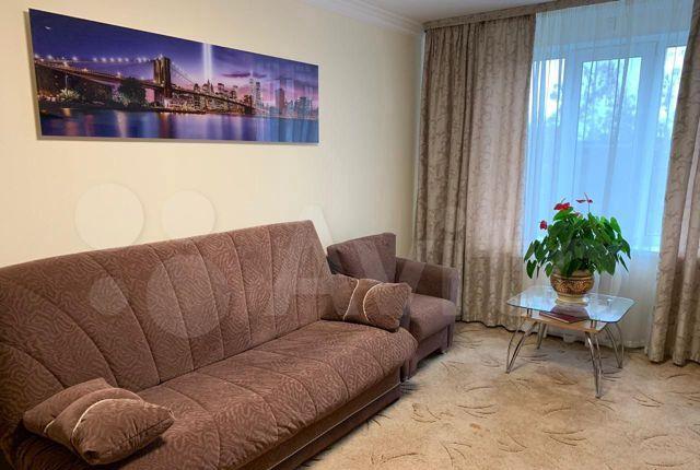 Продажа двухкомнатной квартиры поселок Строитель, цена 2750000 рублей, 2021 год объявление №533111 на megabaz.ru