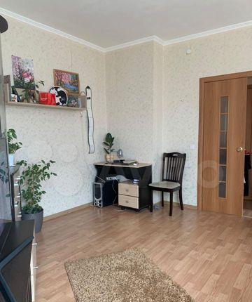 Продажа однокомнатной квартиры деревня Бородино, цена 4100000 рублей, 2021 год объявление №501272 на megabaz.ru