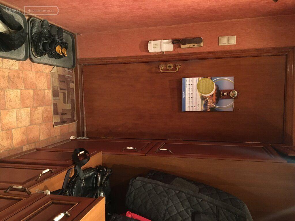 Продажа трёхкомнатной квартиры Москва, метро Рязанский проспект, 1-я Новокузьминская улица 16к1, цена 12400000 рублей, 2021 год объявление №546187 на megabaz.ru