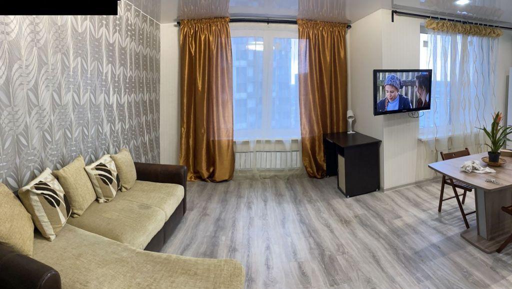 Аренда двухкомнатной квартиры деревня Бородино, Малая Бородинская улица, цена 47000 рублей, 2021 год объявление №1325910 на megabaz.ru