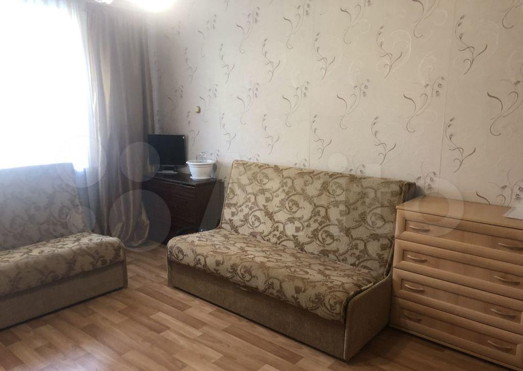 Аренда однокомнатной квартиры Солнечногорск, улица Крупской 5, цена 17000 рублей, 2021 год объявление №1436254 на megabaz.ru