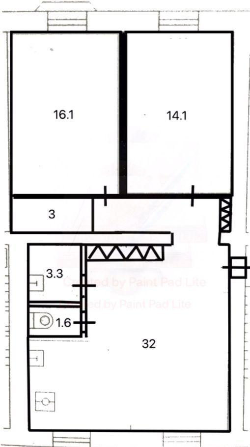 Продажа трёхкомнатной квартиры Москва, метро Курская, Яковоапостольский переулок 17, цена 31000000 рублей, 2021 год объявление №554155 на megabaz.ru