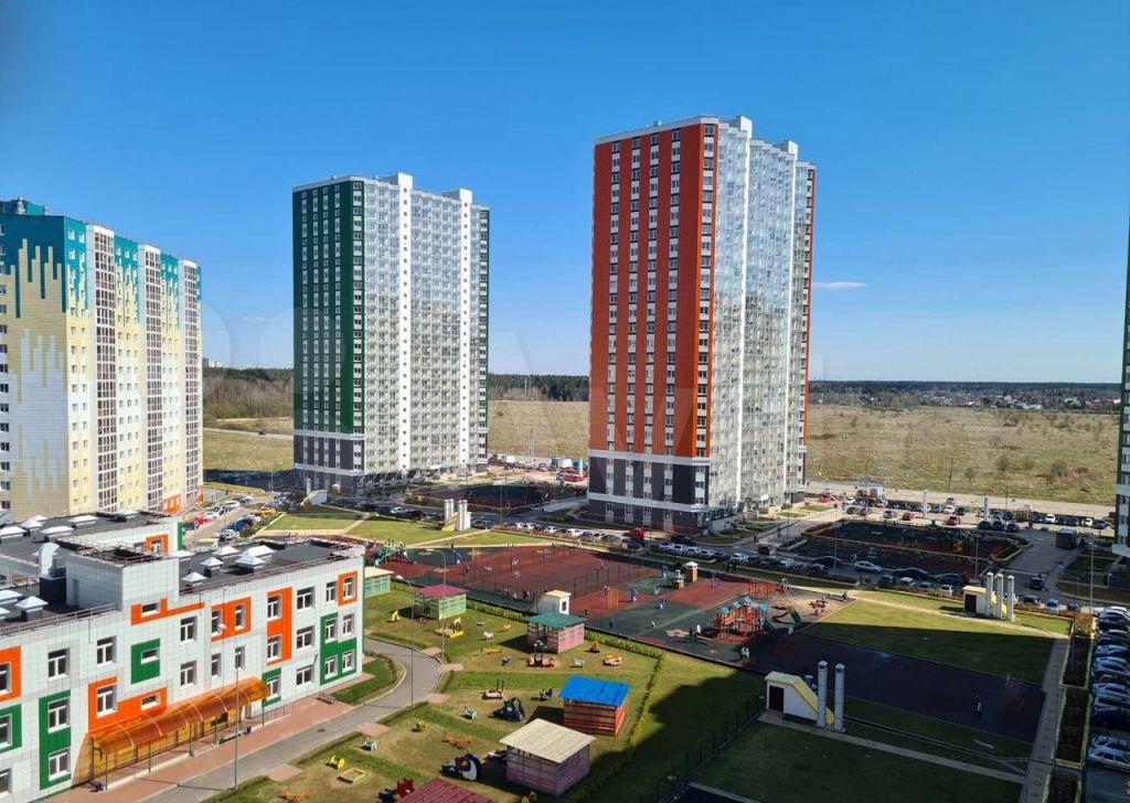 Аренда студии деревня Голубое, Трёхсвятская улица 6, цена 17000 рублей, 2021 год объявление №1380402 на megabaz.ru