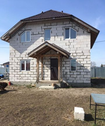Продажа дома деревня Назарьево, Восточная улица 9, цена 4500000 рублей, 2021 год объявление №470571 на megabaz.ru