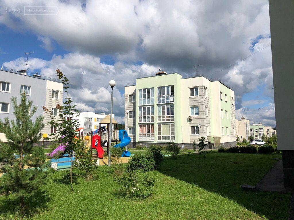 Продажа двухкомнатной квартиры деревня Чёрная, Ясная улица 4, цена 6450000 рублей, 2021 год объявление №533968 на megabaz.ru